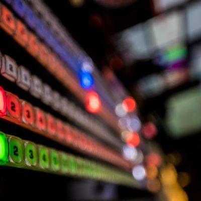 Grabación de anuncios de televisión. Agencia de Publicidad y Medios Discrepa