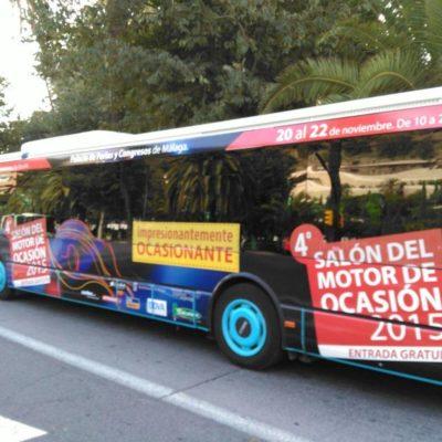 En la Agencia de Publicidad y Medios Discrepa ofrecemos a nuestros clientes el servicio de publicidad en autobuses y metro, tanto su diseño como la gestión de la distribución